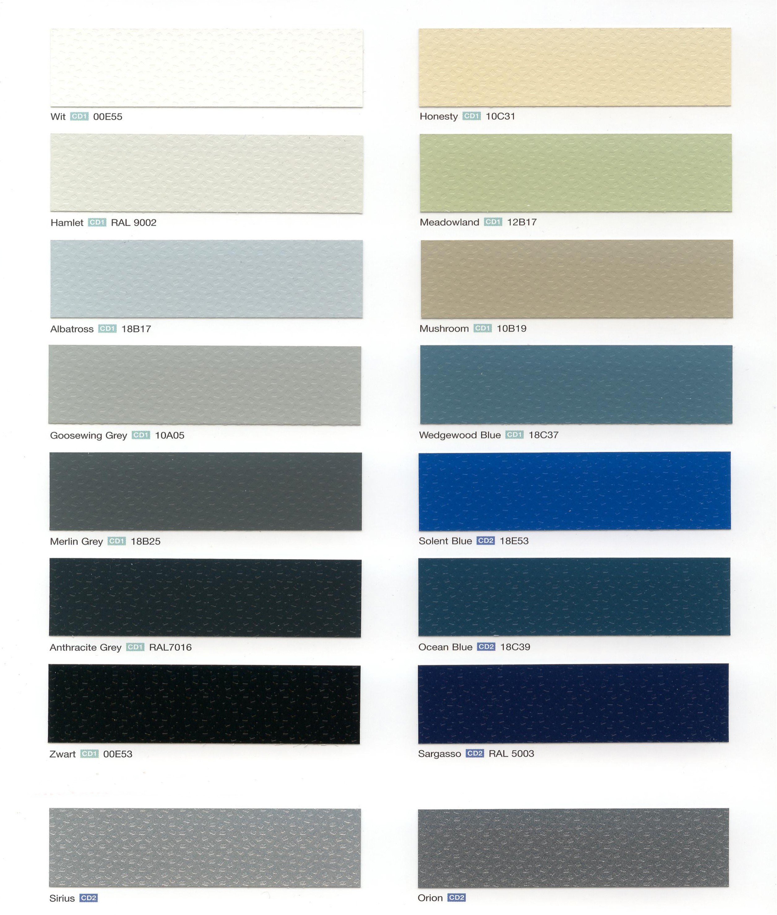 Metal Roofing Color Charts Best Roof 2018